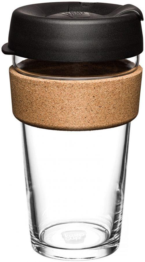KeepCup Brew Cork Black 454 ml