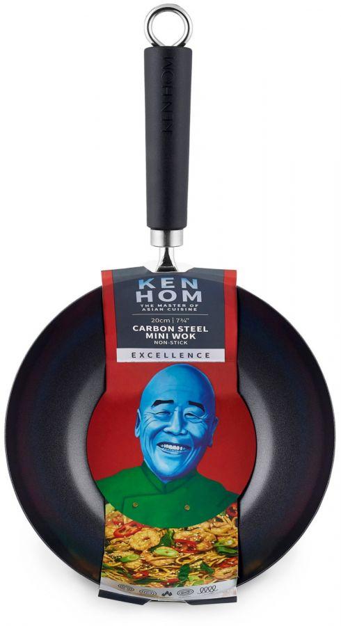 Ken Hom Excellence non-stick wokpanna 20 cm