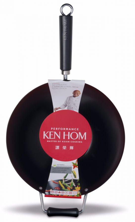 Ken Hom Performance non-stick wokpanna 32 cm