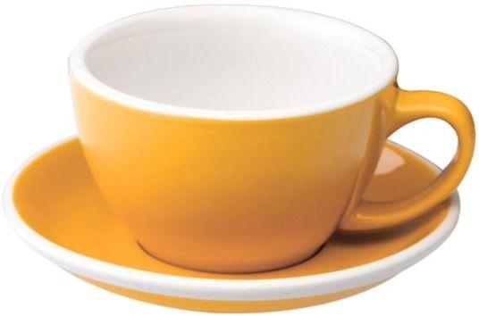 Loveramics Egg Yellow lattekopp 300 ml