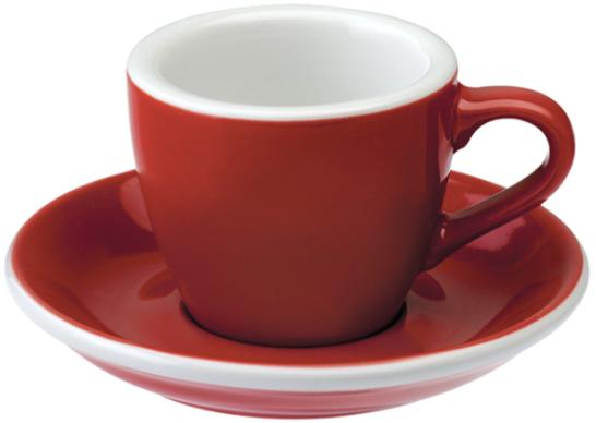 Loveramics Egg Red espressokopp 80 ml