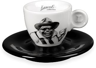 Lucaffé Mr. Exclusive espressokopp