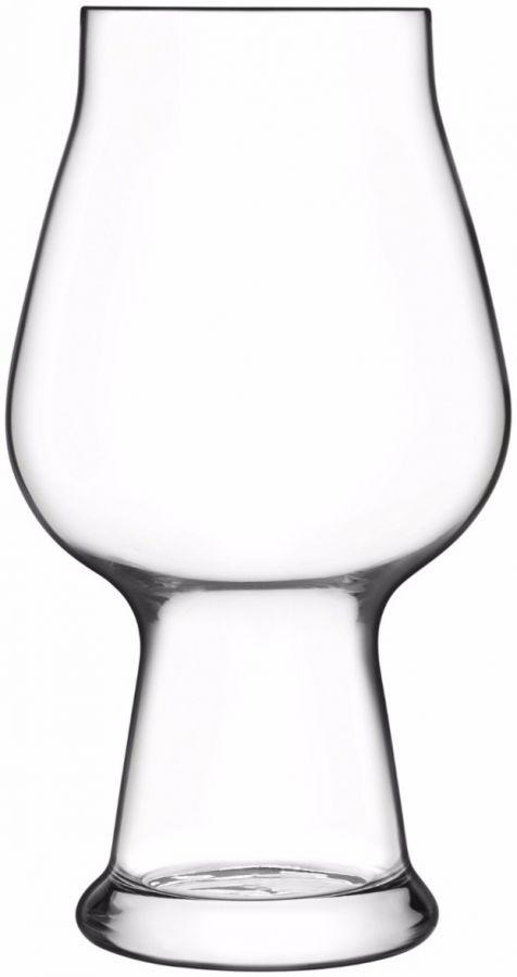 Luigi Bormioli Birrateque Stout-Porter 60 cl ölglas, 2 st