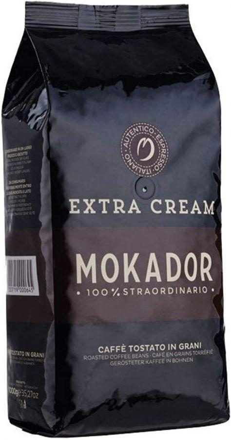 Mokador Extra Cream 1 kg kaffebönor