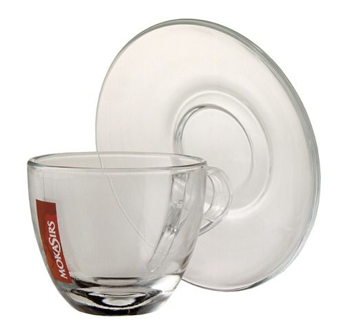 Mokasirs glaskopp 180 ml, 6 st