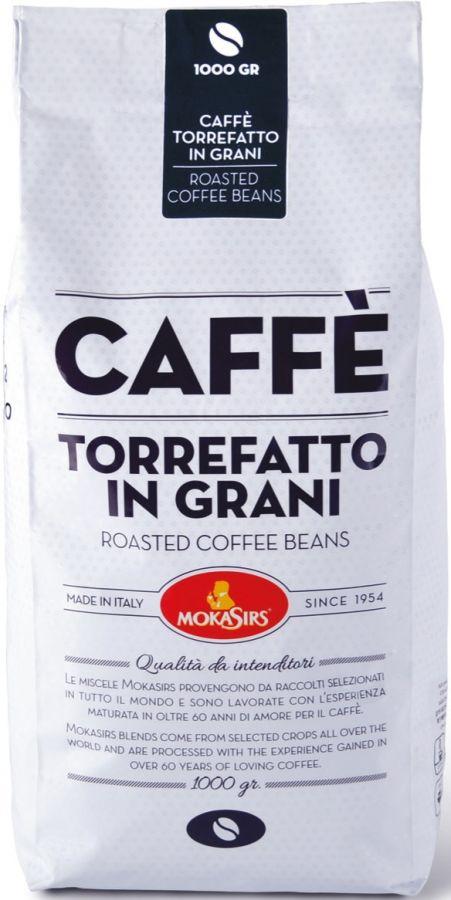MokaSirs Pregiato 1 kg kaffebönor