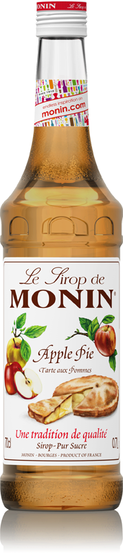 Monin Apple Pie smaksirap 700 ml