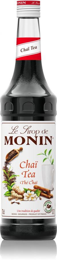 Monin Chai Tea smaksirap 700 ml
