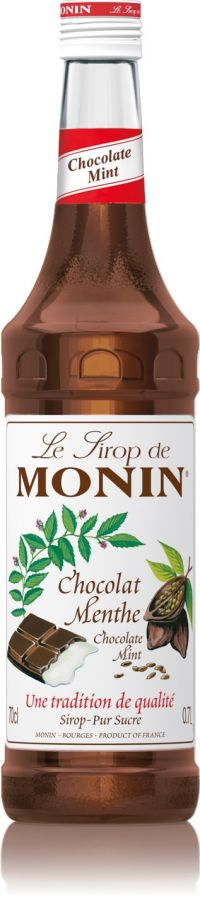 Monin Chocolate Mint smaksirap 700 ml