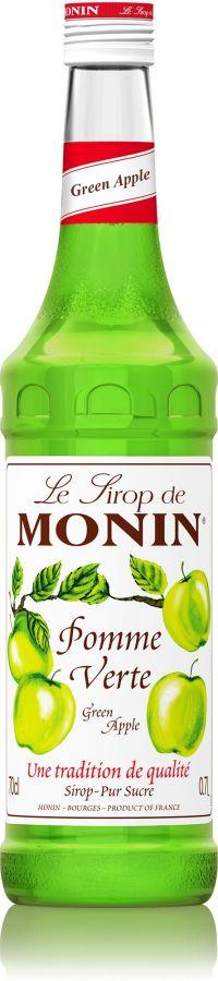 Monin Green Apple smaksirap 700 ml