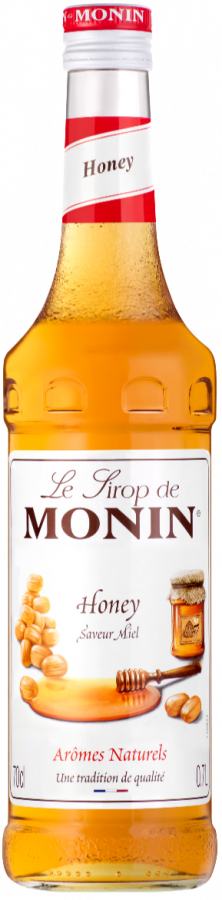 Monin Honey smaksirap 700 ml