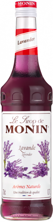 Monin Lavender smaksirap 700 ml