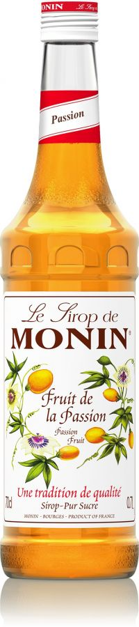 Monin Passion Fruit smaksirap 700 ml