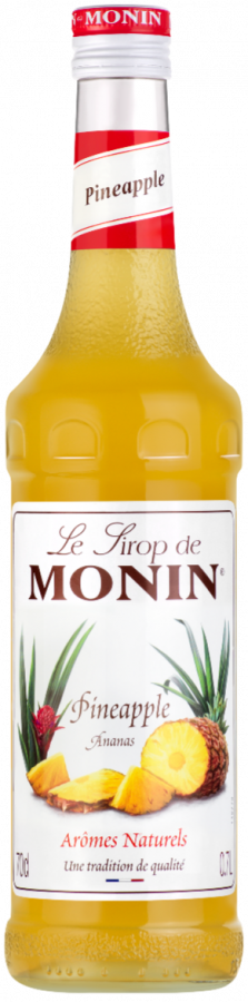 Monin Pineapple smaksirap 700 ml