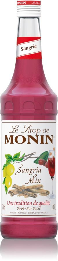 Monin Sangria Mix smaksirap 700 ml