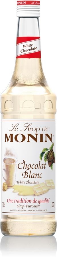 Monin White Chocolate smaksirap 700 ml