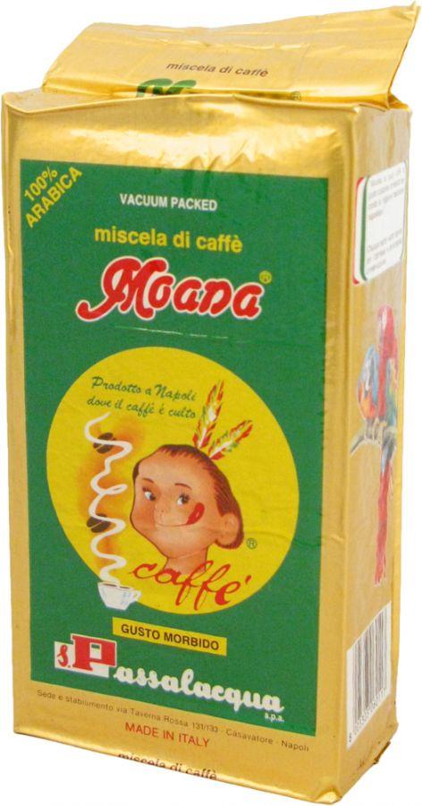 Passalacqua Moana 250 g malet kaffe