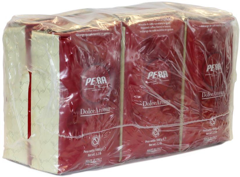 Pera Dolce Aroma grossistförpackning 6 kg kaffebönor