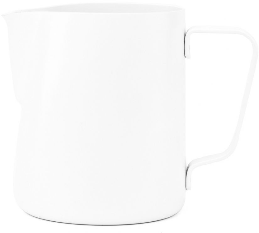 Rhinowares Stealth Milk Pitcher mjölkskumningskanna 600 ml, vit