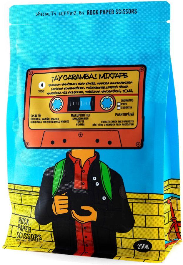 Record Coffee Company Ay Caramba Mixtape 250 g kaffebönor