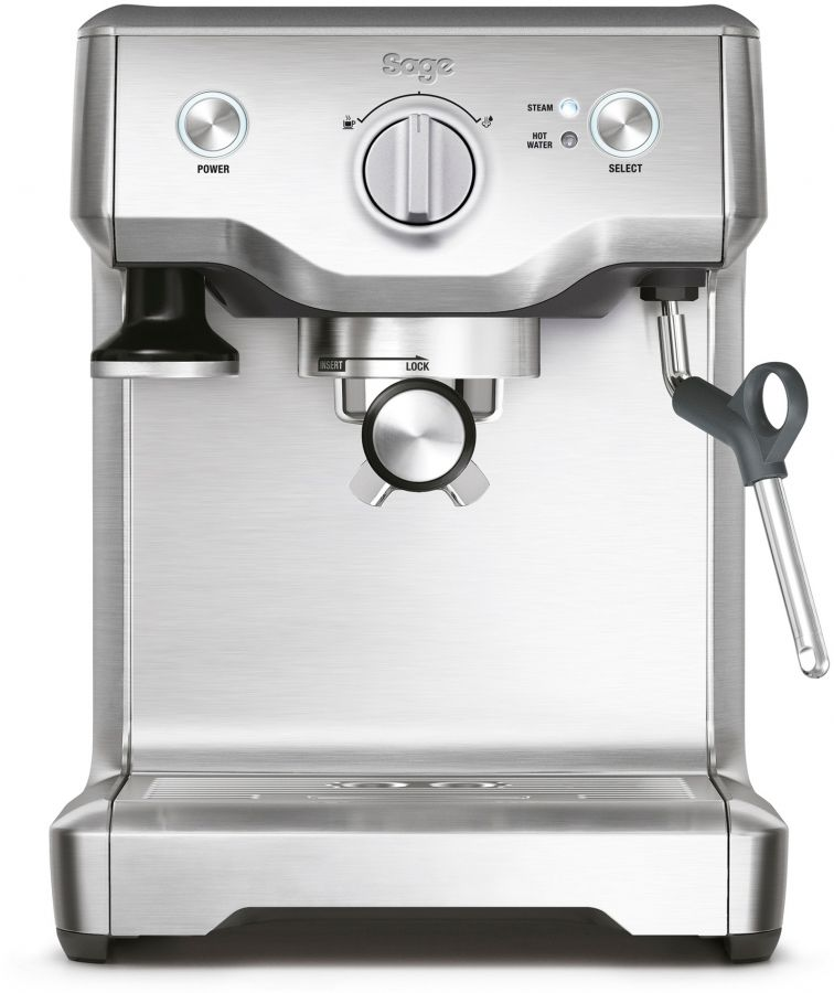 Sage the Duo Temp Pro espressomaskin, silver