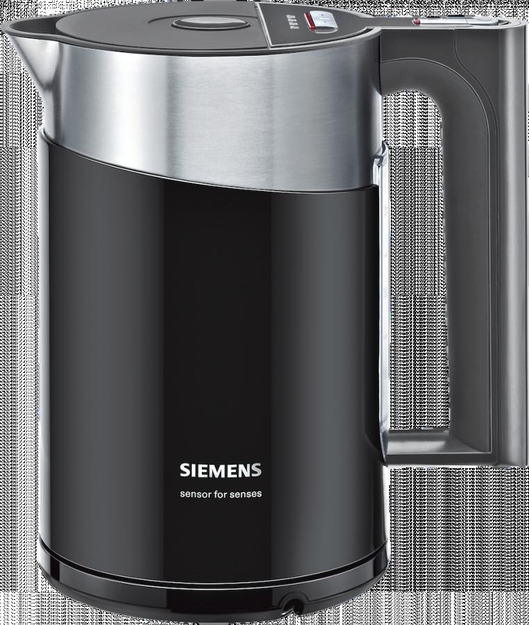 Siemens TW86103P elektrisk vattenkokare 1,5 l med temperaturfunktion