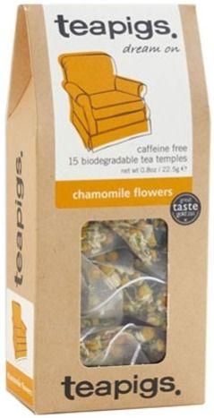 Teapigs Chamomile Flowers 15 tepåsar