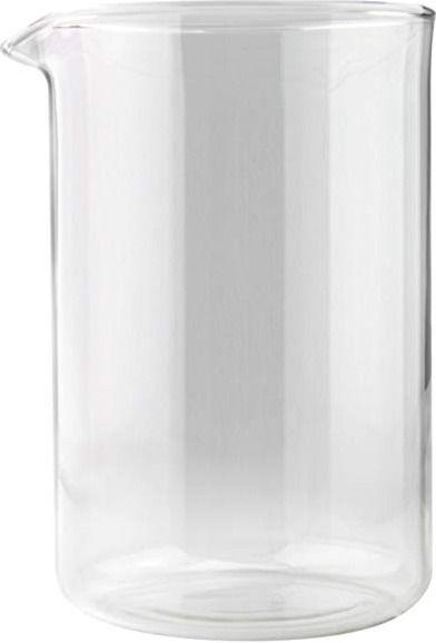 Grunwerg reservglas till 12 koppars pressbryggare