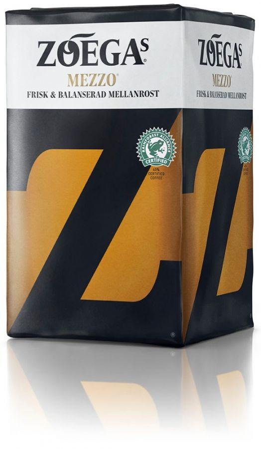 Zoégas Mezzo 450 g bryggmalet kaffe