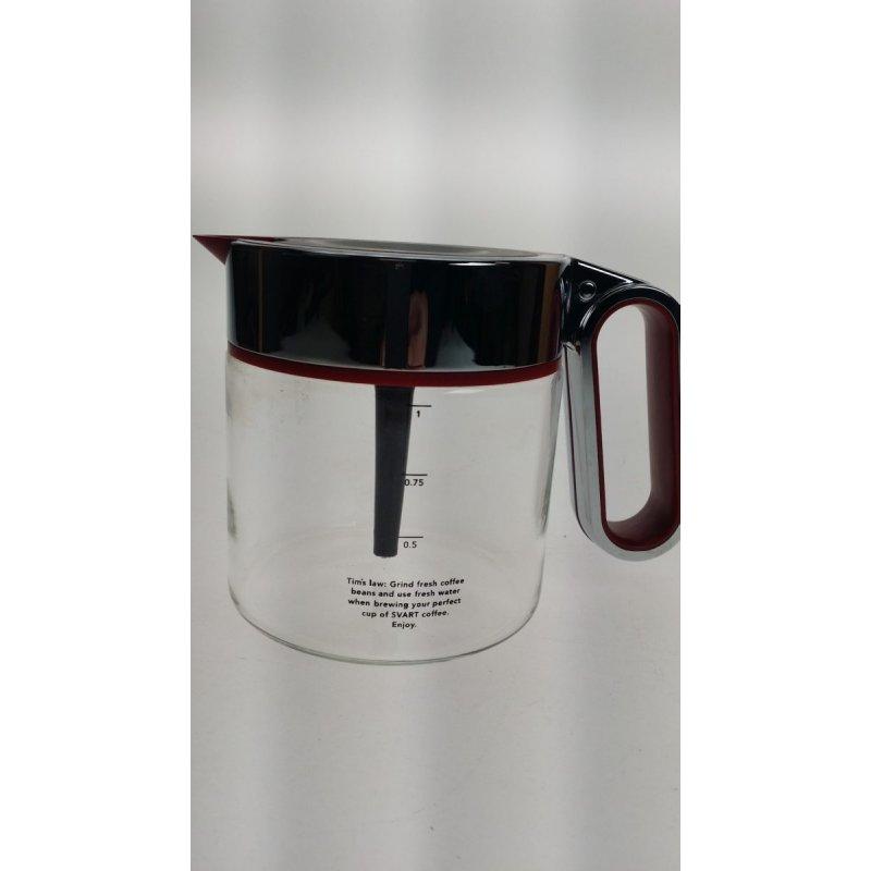 Wilfa CCM-1500S glaskanna