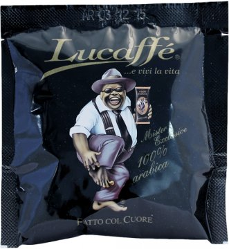 Lucaffé 100% Arabica - Mr Exclusive