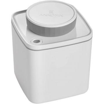 Ankomn Turn-N-Seal Vacuum Storage Canister 0,6 l, vit