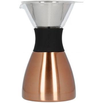 Asobu PourOver-PO300 Insulated Coffee Maker, koppar/svart