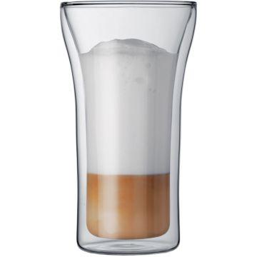 Bodum Assam dubbelväggade glas 400 ml, 2 st.