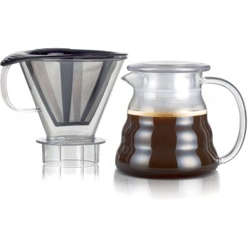 Bodum Melior kaffekanna med stålfilter 600 ml