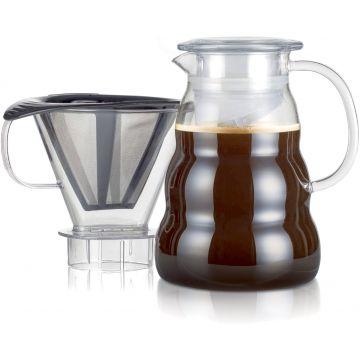 Bodum Melior kaffekanna med stålfilter 1000 ml