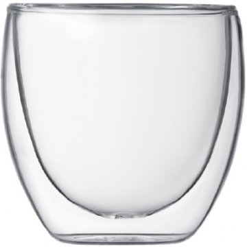 Bodum Pavina termosglas 8 cl, 2 st.