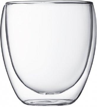 Bodum Pavina termosglas 2,5 dl, 2 st.