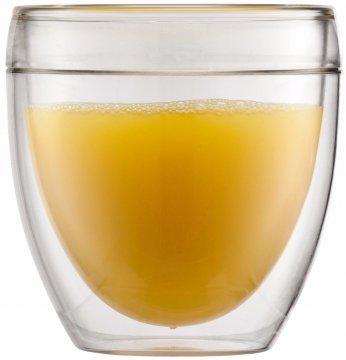 Bodum Pavina Outdoor dubbelväggade glas 250 ml, 2 st
