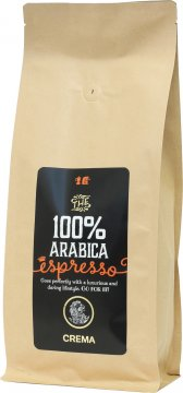 Crema Espresso 100 % Arabica 1 kg