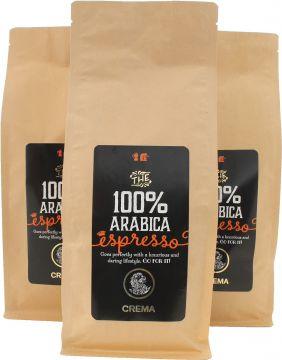 Crema Espresso 100 % Arabica 3 kg