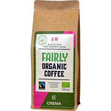 Crema Fairly Organic Coffee 250 g