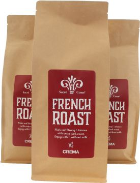 Crema French Roast 2,7 kg