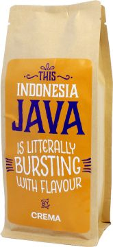 Crema Indonesia Java 250 g