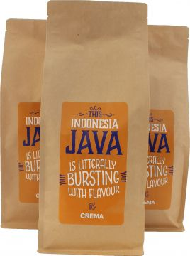 Crema Indonesia Java 3 kg