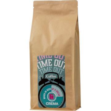 Crema Time Out bryggkaffe 1 kg hela bönor