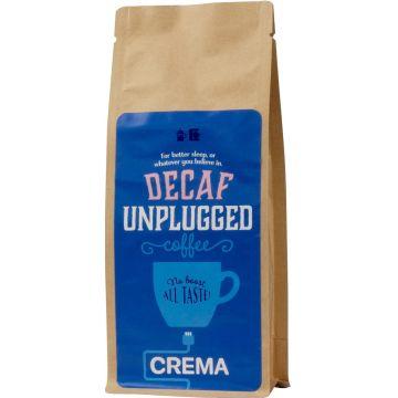 Crema Unplugged Decaf kofeinfritt kaffe 250 g
