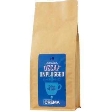 Crema Unplugged Decaf koffeinfritt kaffe 1 kg
