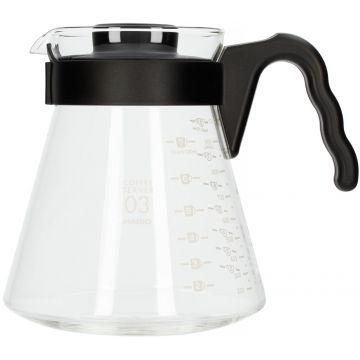 Hario V60 Coffee Server storlek 03 kaffekanna 1000 ml