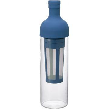 Hario Filter-In Coffee Bottle cold brew kaffeflaska 650 ml, blå
